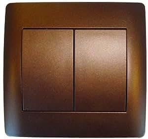 Voltman DIO042382 Double Va et Vient Chocolat Tango