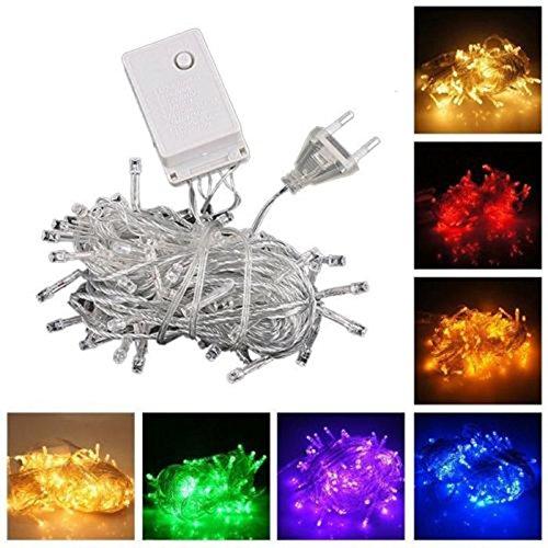 Goeous 33ft 100 LEDs Xmas Fairy ...