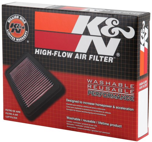 Preisvergleich Produktbild K&N 33-5038 Luftfilter,  Rot