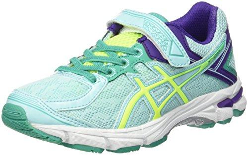 Asics Gt-1000 4 PS, Chaussures de Running Entrainement Mixte Enfant