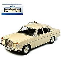 1:18 Model Car Group GAZ Wolga M24 Taxi 1972 white