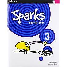 Sparks, 3 Educación PriMaría. Activity book - 9788466811361