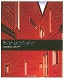 Eléments en architecture : détails
