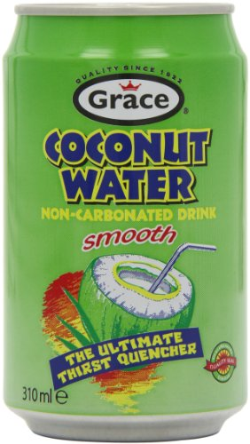 Grace Coconut Water Smooth 310 ml (Pack of 12) (Grace Coconut)