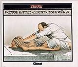 Weisse Kittel - Leicht geschwärzt