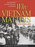 Best Jackets From The 1970s - Why Vietnam Matters: An Eyewitness Account of Lessons Review