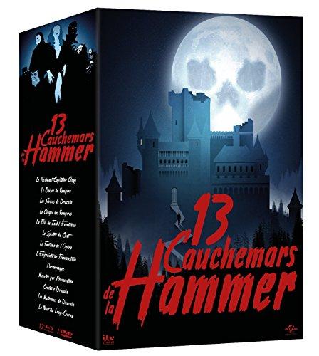 Image de 13 cauchemars de la Hammer [Édition Limitée] [Édition Limitée] [Édition Limitée]
