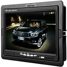 """7"""" TFT LCD Coche DVD CCTV Monitor Pantalla en Color Pa Cámara de Marcha Atrás"""