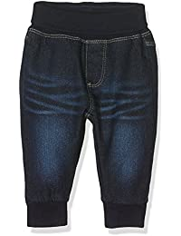 NAME IT Nitrur Dark Sweat Dnm Wr Pant Mznb Noos, Jeans Bebé-Niños