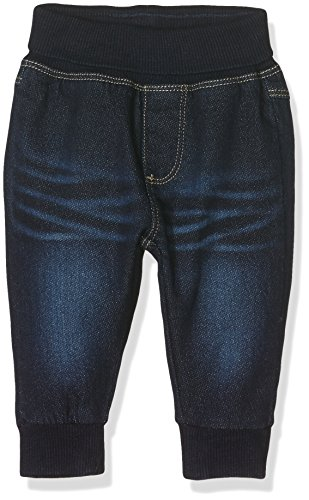 NAME IT Unisex Baby Jeanshose Nitrur Sweat Dnm WR Pant Mznb Noos, Blau (Dark Blue Denim), 50