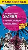 MARCO POLO Reiseführer Spanien: Reisen mit Insider-Tipps. Mit EXTRA Faltkarte & Reiseatlas - Andreas Drouve