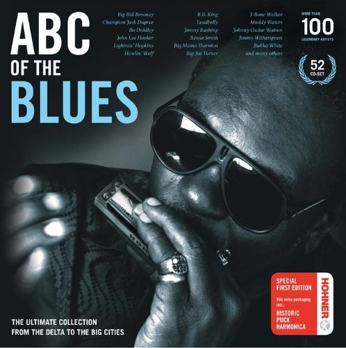 ABC of the Blues – The Ultimate Collection From The Delta To The Big Cities