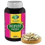 Beifuß (Artemisia) 180 Kapseln je 350mg rein natürliches Pulver, ohne Zusatzstoffe