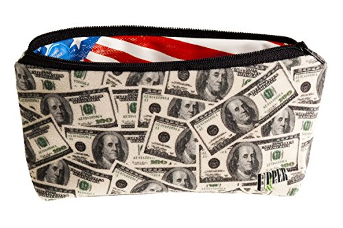 Upper Bag Hartschalen-Etui-US-Dollar-Make-up