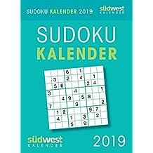 Sudoku Kalender 2019 Tagesabreißkalender: Für Anfänger, Fortgeschrittene und Profis