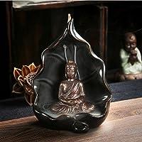 kiss me Keramik Rückfluss Räuchergefäß Guanyin Räucherstäbchen wie abgebildet zerbrechlich für Geschenk mit handgefertigtem... preisvergleich bei billige-tabletten.eu