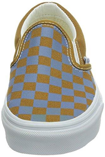 Vans  U Classic Slip-on,  Unisex-Erwachsene Sneaker (golden coast) golden bro