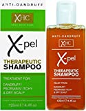 (125ml) - Xpel Therapeutic Shampoo Treatment for Dandruff Psoriasis Dry Itchy Scalp (125ml)