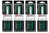 QUMOX 8GB (4X 2GB) DDR2 PC2-5400 667 PC2-5300 (240 Pin) DIMM Memoria