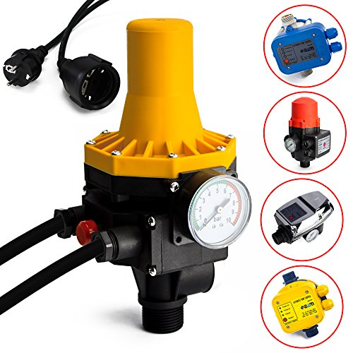 awm Pumpensteuerung Pumpen Druckschalter verkabelt Druckregler, Druckwächter