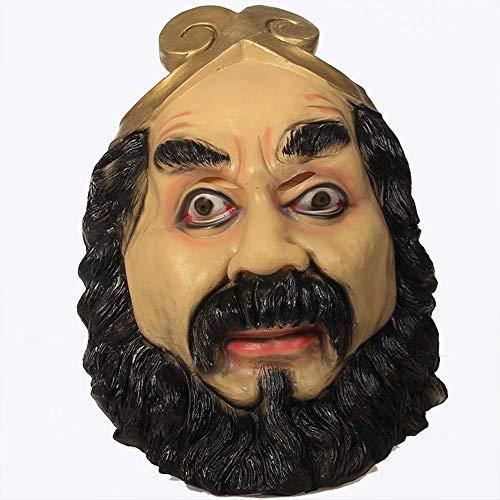 Circlefly Reise zur Monkey Serie Sand Mönch Maske Halloween Kostüm Ball lustige Maske Kinder Latex Maske