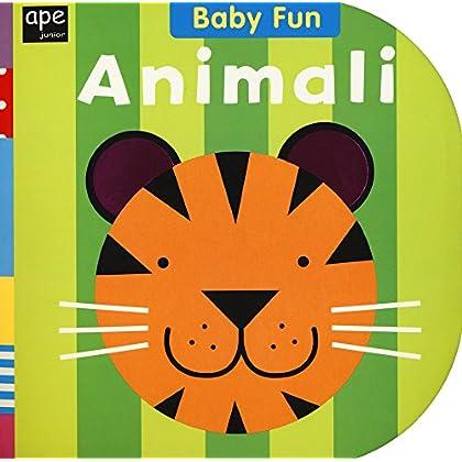 Animali. Ediz. A Colori