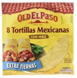 Old El Paso Tortillas de Maíz - 335g