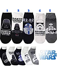 Small luxury socks factory Star Wars Darth Vader R2-D2 Storm Trooper Calcetines para Hombre