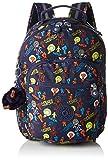 Kipling Seoul Go S Zainetto per bambini, 35 cm, 8 liters, Multicolore (Bright Light)
