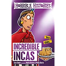 Incredible Incas - Classic Edition Reloaded (Horrible Histories)