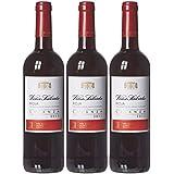 Viña Salceda Crianza D. O. Calificada Rioja - Vino tinto crianza (España), 0,75 L, paquete de 3 botellas