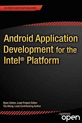 [(Android Application Development for the Intel Platform)] [By (author) Ryan Cohen ] published on (March, 2015)