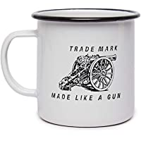 Royal Enfield White Coffee Iron Mug (RLCMGI000001)