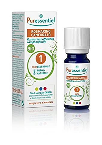 Puressentiel Romarin à Camphre Bio 10 ml