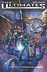 Ultimates: Omniversal Vol. 1: Start With the Impossible (The Ultimates: Omniversal) by Al Ewing (2016-07-19)