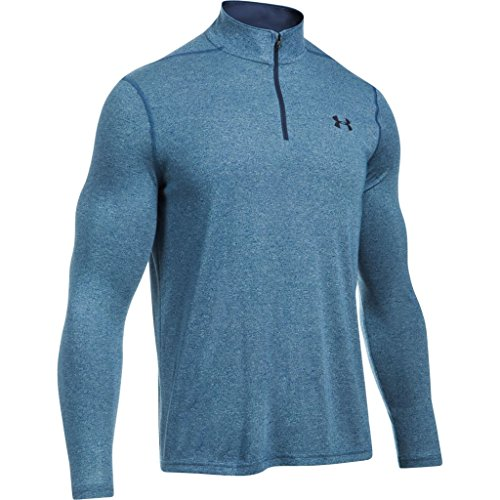 under-armour-2017-mens-threadborne-fitted-1-4-zip-pullover-blackout-navy-m