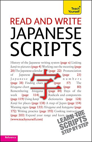Read and write Japanese scripts: Teach yourself por Helen Gilhooly