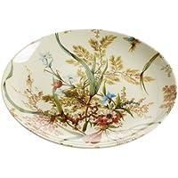 Maxwell & Williams wk00520Kilburn Platos, platos de postre, platos de desayuno, Cottage Blossom, 20cm, en caja de regalo, porcelana