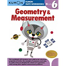 Geometry & Measurement, Grade 6 (Kumon Math Workbooks)