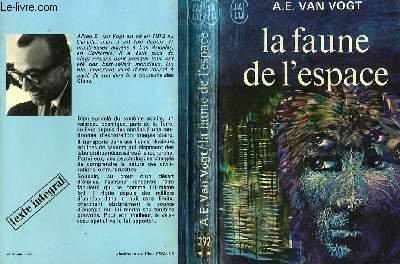 La faune de l'espace par Van Vogt a. E.