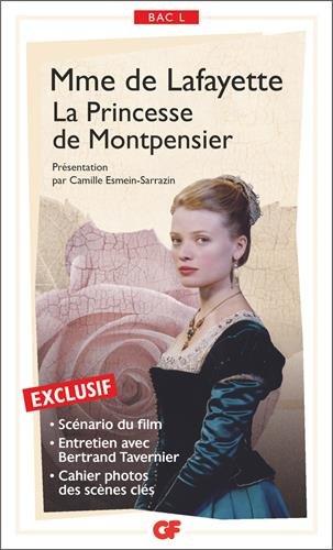 La princesse de Montpensier par Marie-Madeleine La Fayette