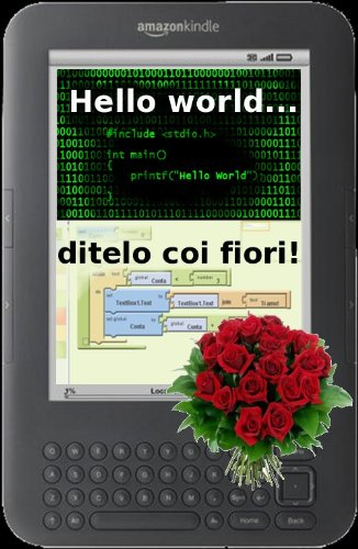 Hello world... ditelo coi fiori!