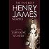 THE FIVE BEST HENRY JAMES NOVELS (illustrated)