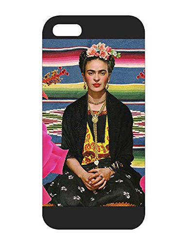 Iphone 5s Case Frida Kahlo Unique Design for Iphone 5s 5 Cases and Covers for Girls - Generic Hard Phone Case for Iphone 5s / 5