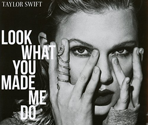 Look What You Made Me Do (2-Track)