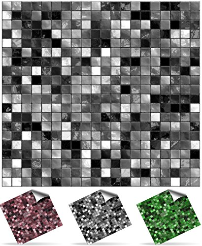 30-black-and-white-self-adhesive-mosaic-wall-tile-decals-for-150mm-6-inch-square-tiles-tp3-very-real