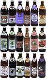 Bierpaket mit 18 ausgewählten fränkischen Bieren
