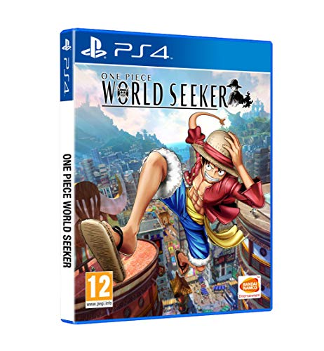 One Piece World Seeker - Playstation 4