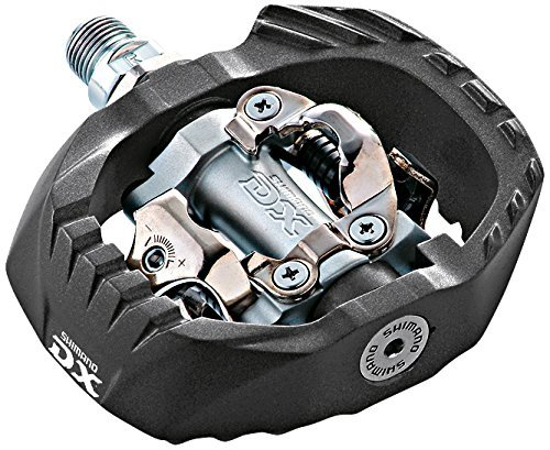 Shimano PDM647 - Pedales M-647 Spd Descenso