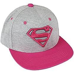 Superman - Gorra premium New Era 58 cm (Artesania Cerda 2200002238)